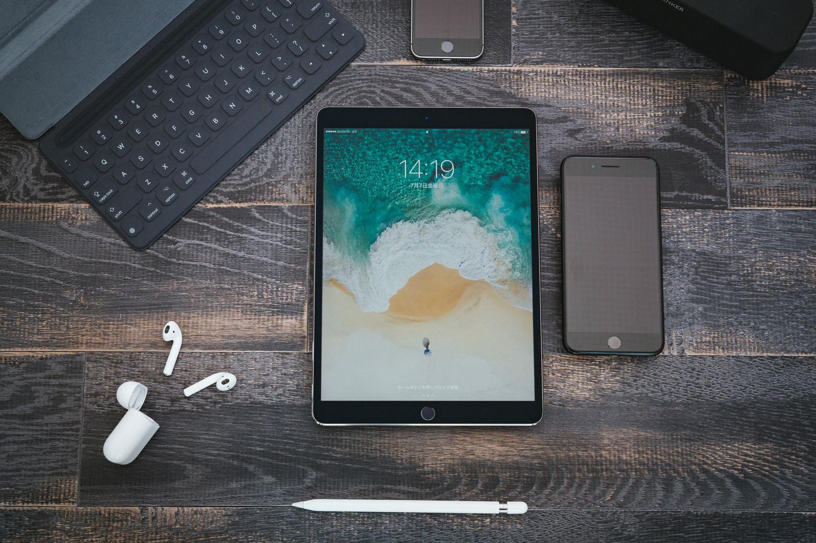 SIMフリーiPadの使い方・購入できる場所!おすすめ格安SIM・SIMロック解除方法