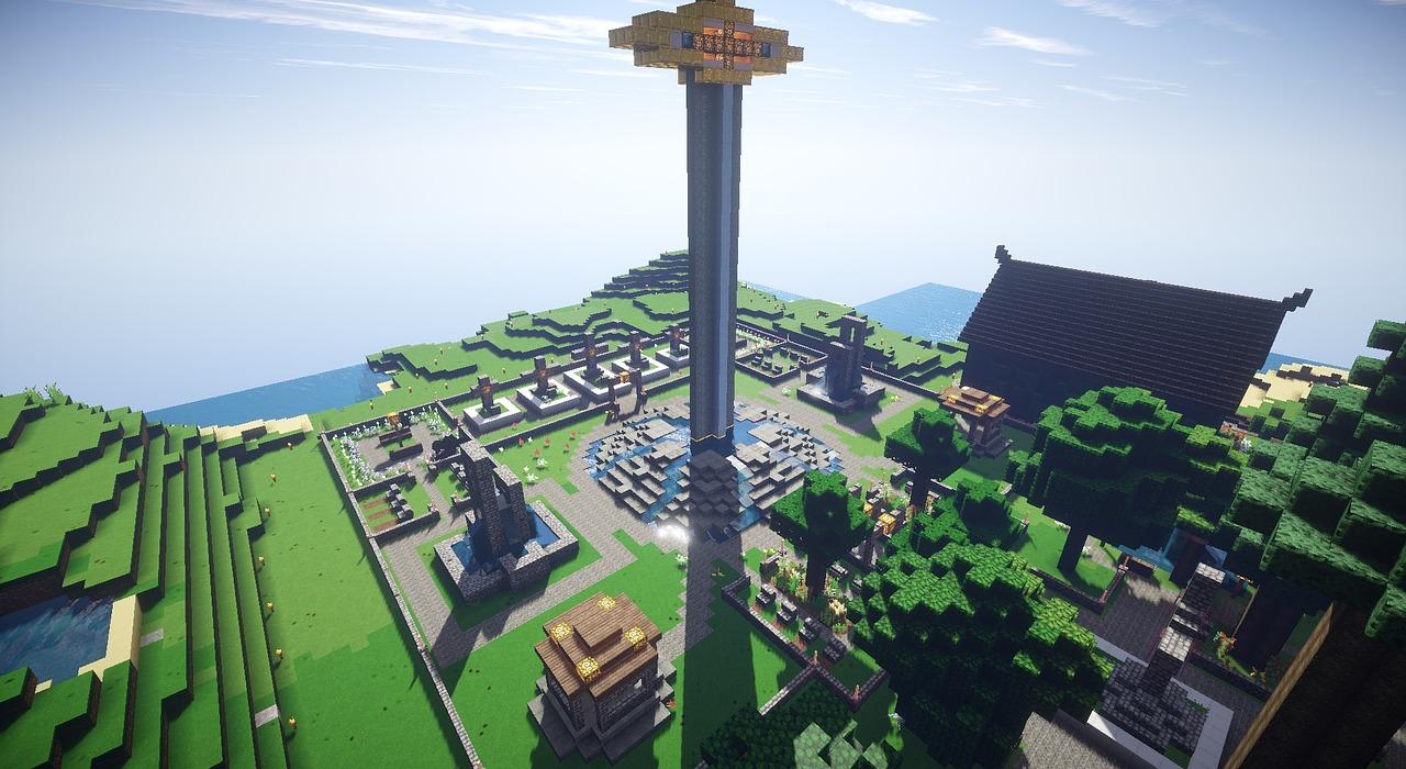 世界中で大人気のマイクラ(Minecraft)とは?