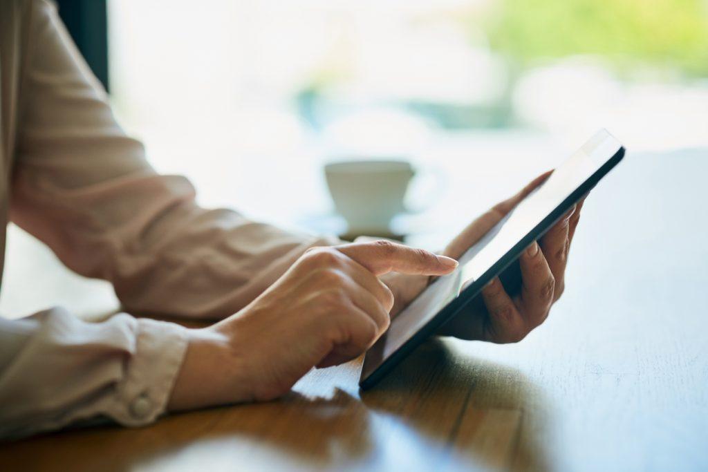 タブレットでLINEを使う方法を解説|スマホなしでも登録はできる