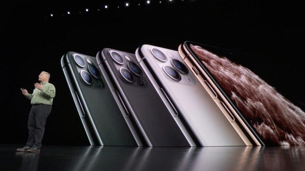 iPhone 11 Proカメラデザイン