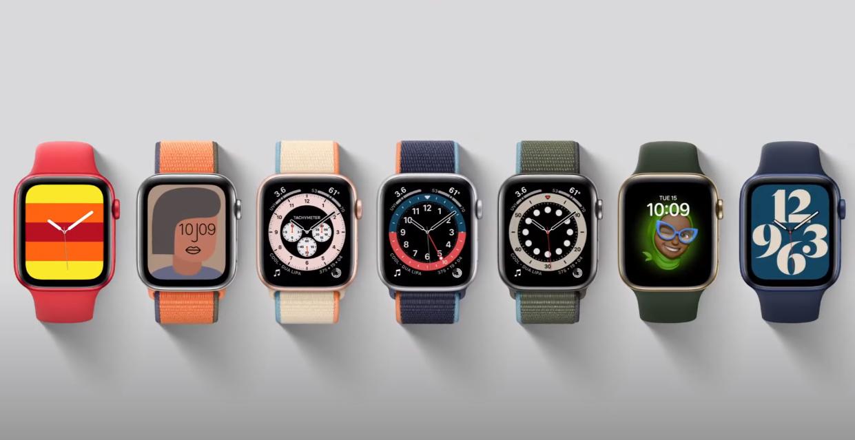 Apple Watchの文字盤が新登場 文字盤の種類とカスタマイズ方法 Iphone格安sim通信