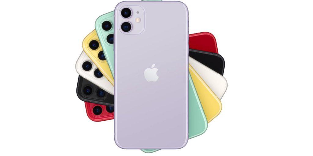iPhone 11 カメラデザイン
