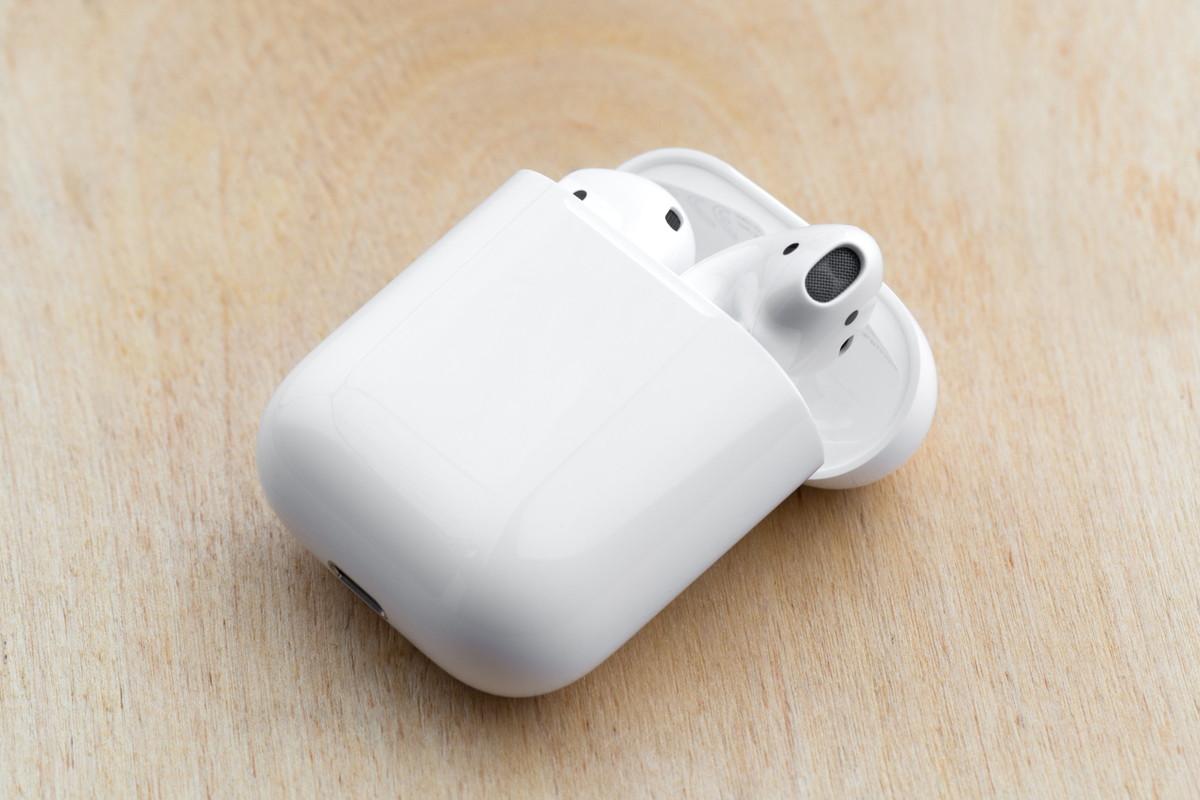 充電 の 見方 airpods