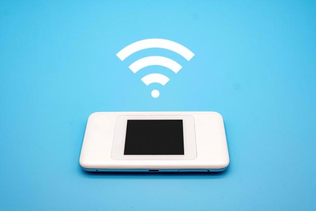 WiFiルーターとWiFi