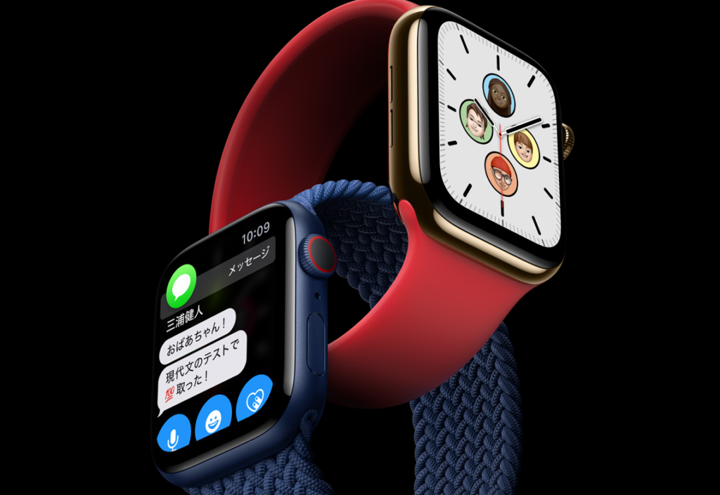 比較】Apple Watch Series 6と5の違いは?スペック・機能・価格 | iPhone格安SIM通信