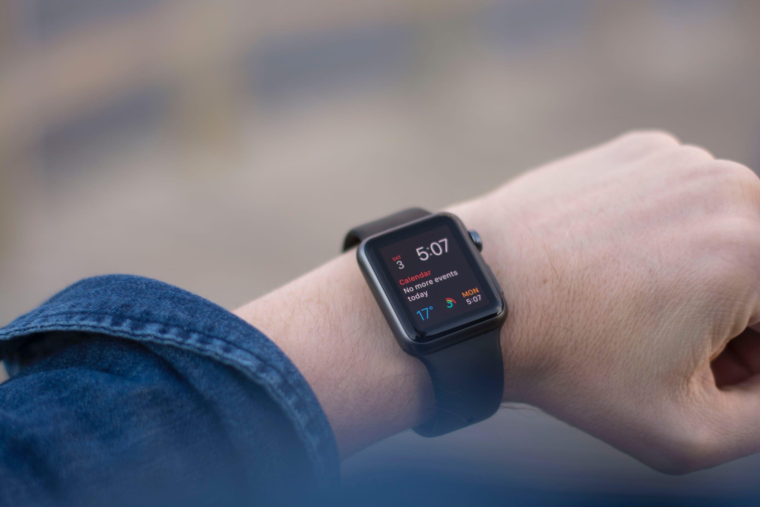 Apple Watchソフトウェア(OS)アップデートできない原因と対処法は?方法や時間も紹介