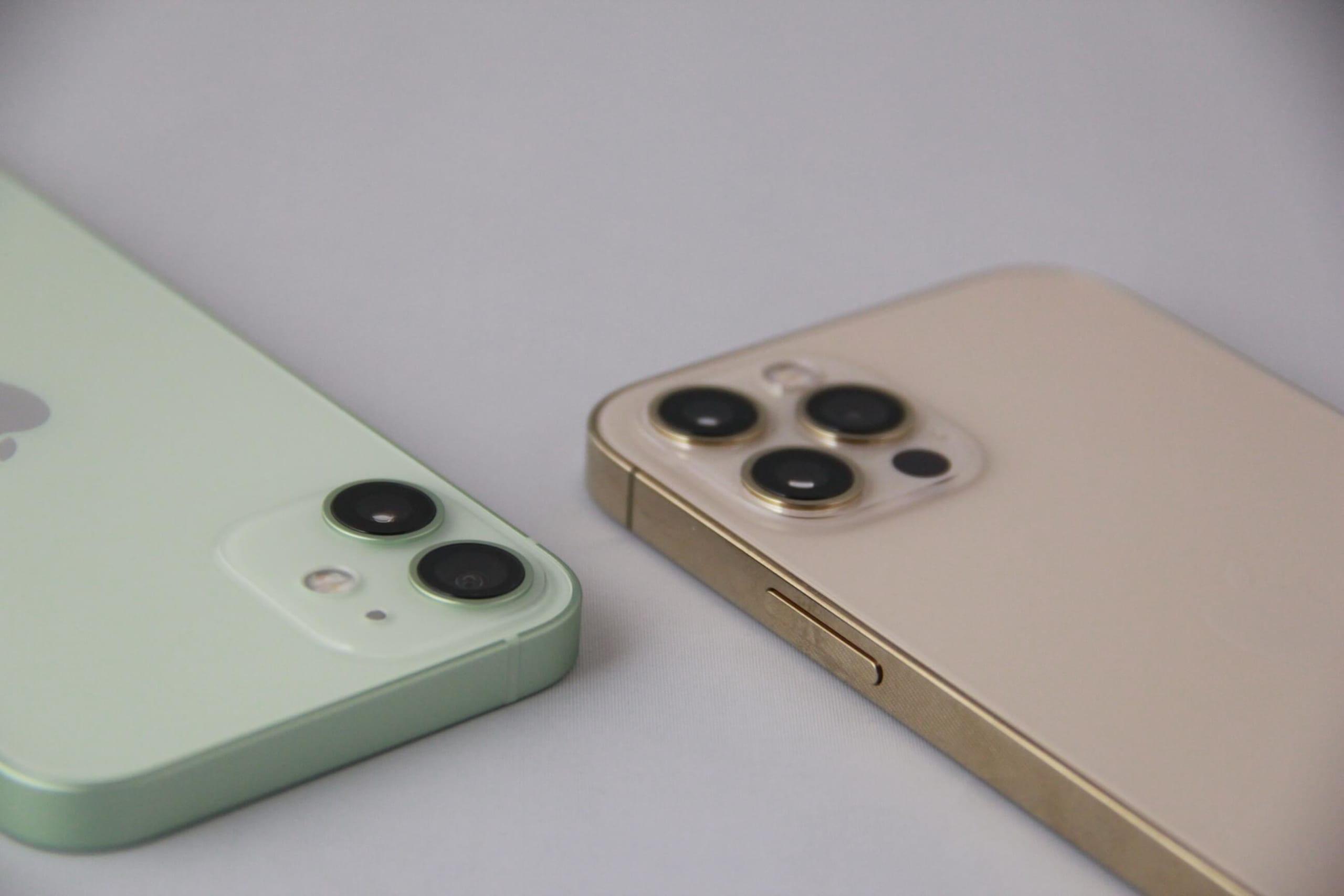 【実機レビュー】iPhone 12 miniとProのスペック・デザイン・カメラ性能を徹底比較|どっちを選ぶべき?