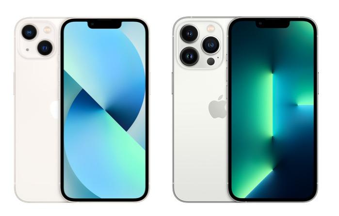 iPhone 13とiPhone 13 Proのスペック・性能比較!どこが違う?どれを買うべき?