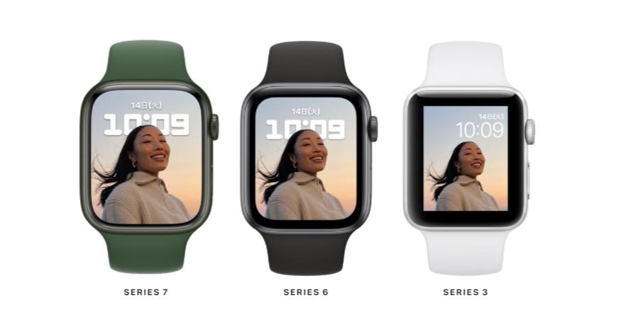 [速報]新型Apple Watch Series 7の発売日はいつ?価格・デザイン・新機能まとめ