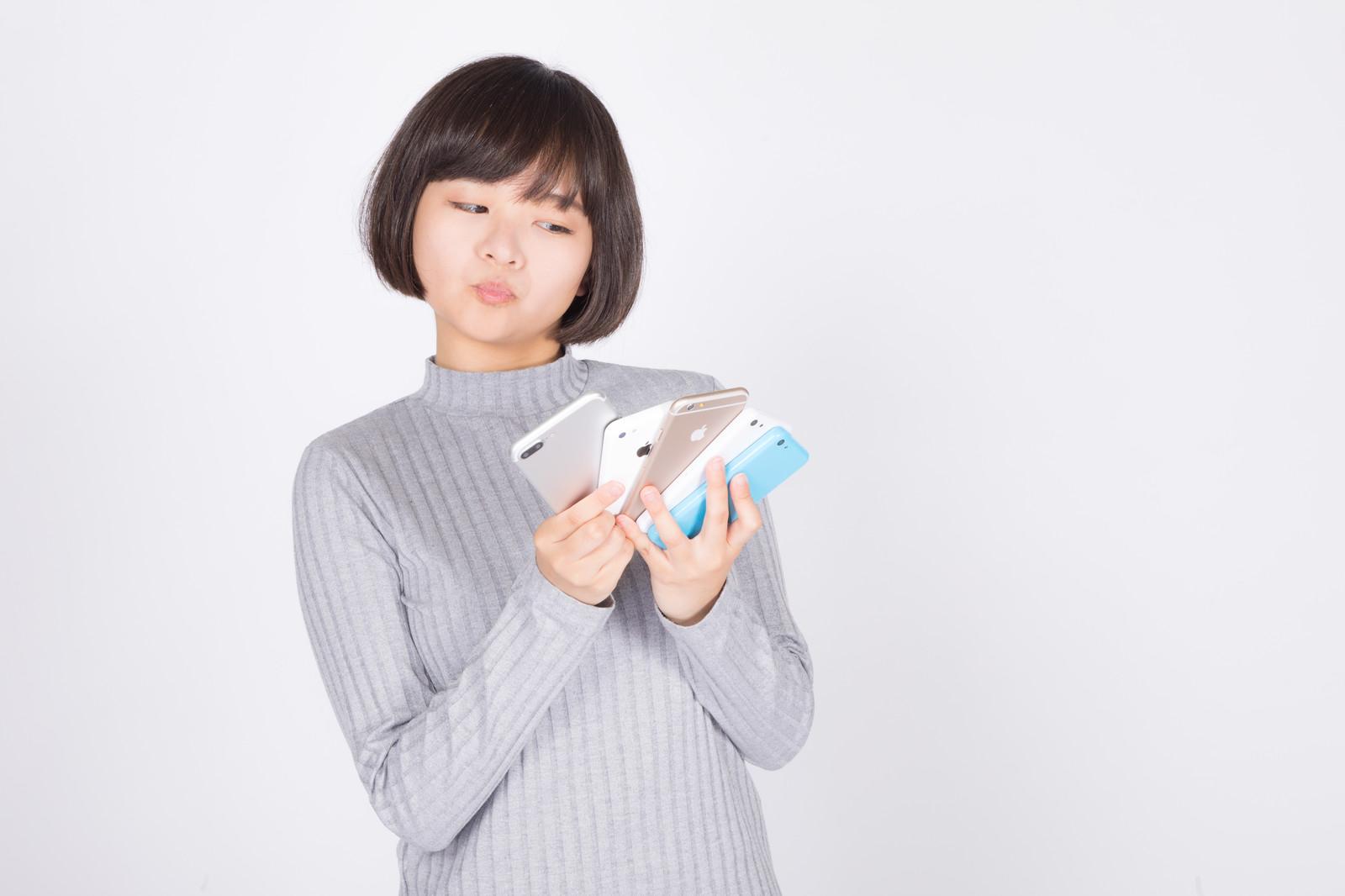ガラケーからiPhone へのデータ移行|ドコモ・au・ソフトバンク