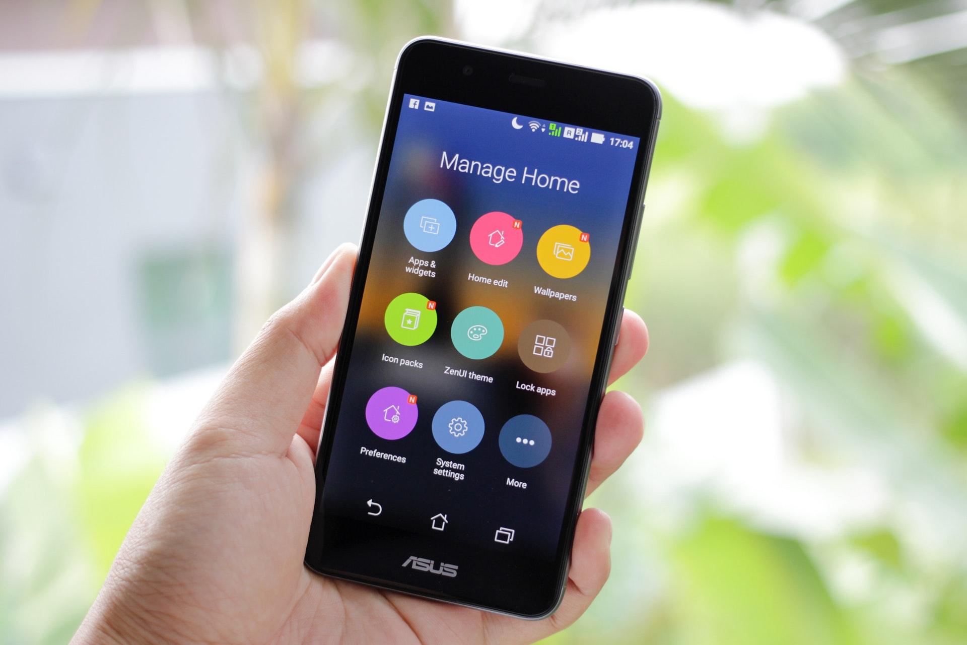 Androidの最新バージョン「Pie」...