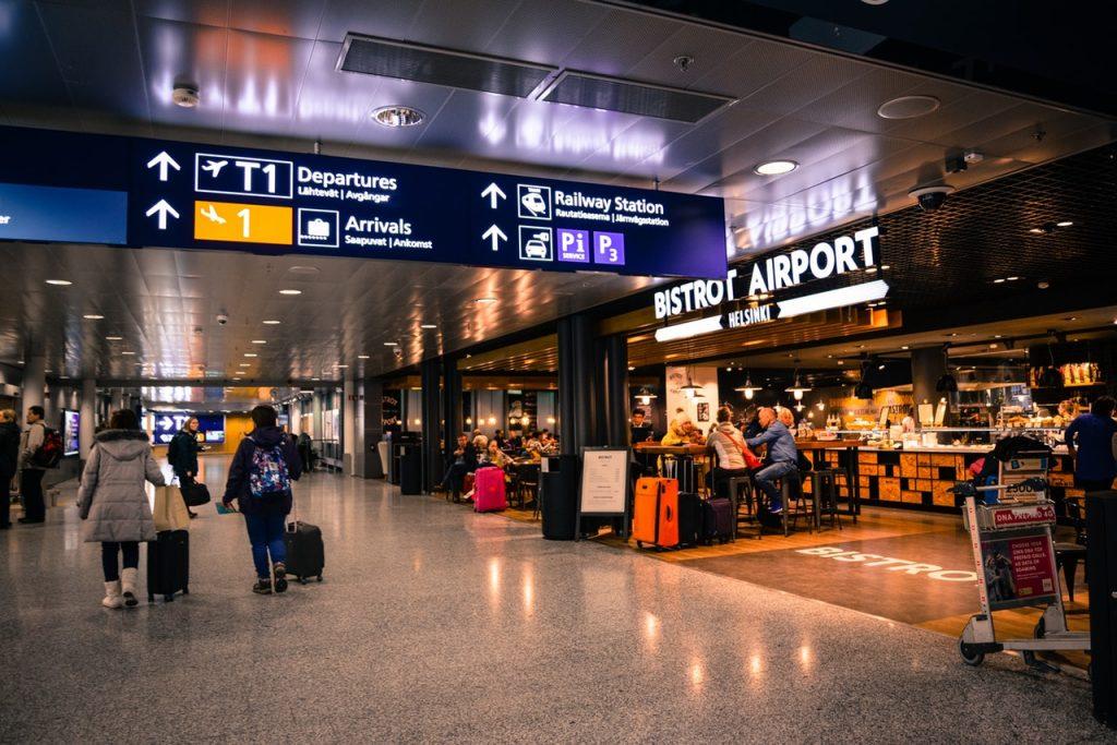 dカード GOLD空港ラウンジ利用方法と注意点|ラウンジ一覧