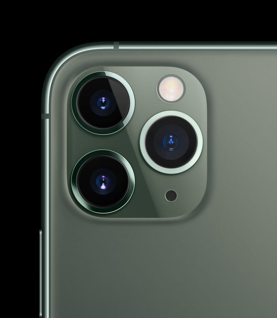 iPhone 11/11 Pro/Pro Maxのカメラ性能が凄すぎ!トリプルカメラ